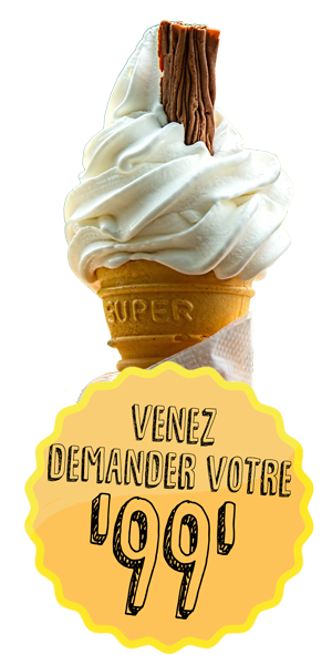 soft ice cream in france